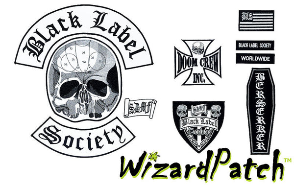 Black Label Society DOOM CREW set