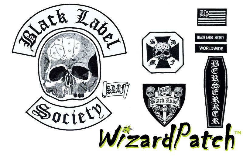 Black Label Society S.D.M.F. set