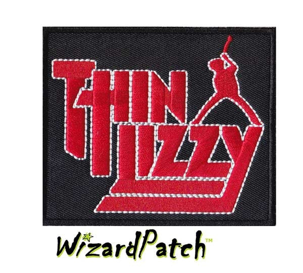 Thin Lizzy music band PATCH