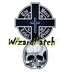 BLS TBLO Black Label Society Patches