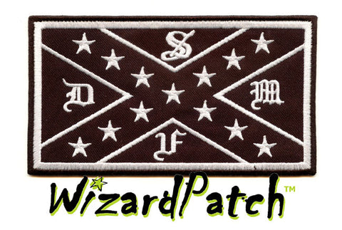 Black Label Society DIXIE CHAPTER PATCH