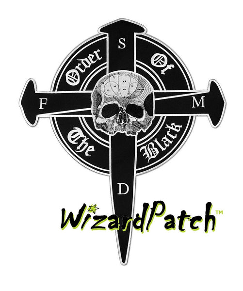 ORDER OF THE BLACK BLS Patch