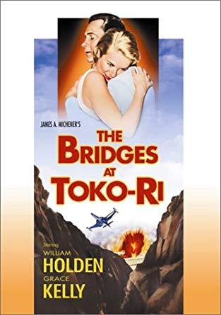 Bridges at Toko Ri Movie Patch Set, set of 3 patches, exact replicas of the ones worn on the jacket in the movie.