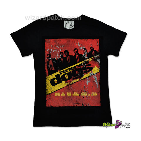 RESERVOIR DOGS HIGH QUALITY COTTON PRINTED T-SHIRT REGULAR FIT
