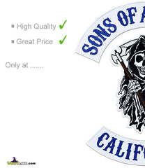 SONS OF A$$holes 6PC MC SET BUY THE ORIGINAL