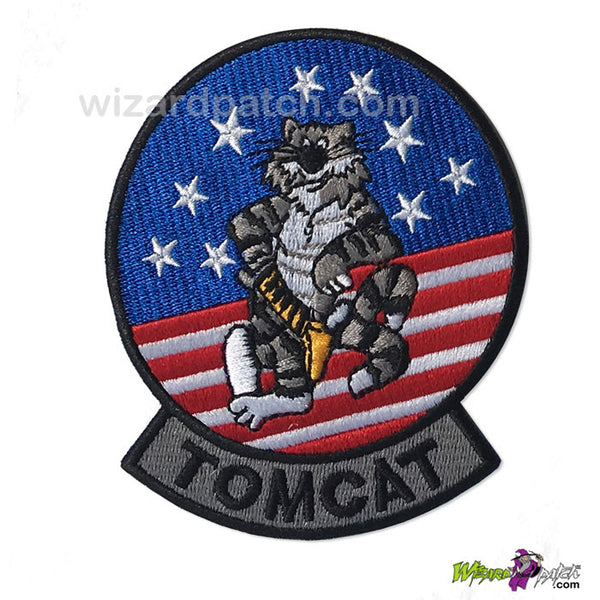 TOP GUN F-14 TOMCAT G1 Jacket Patch