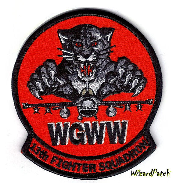 13th FS WGWW PATCH 4""