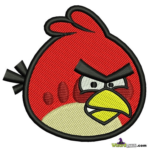 "ANGRY BIRDS 3.5"" PATCH"