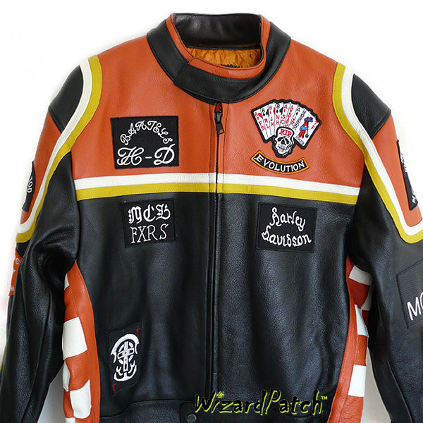 Harley Davidson and the Marlboro Man Authentic Movie Leather Jacket
