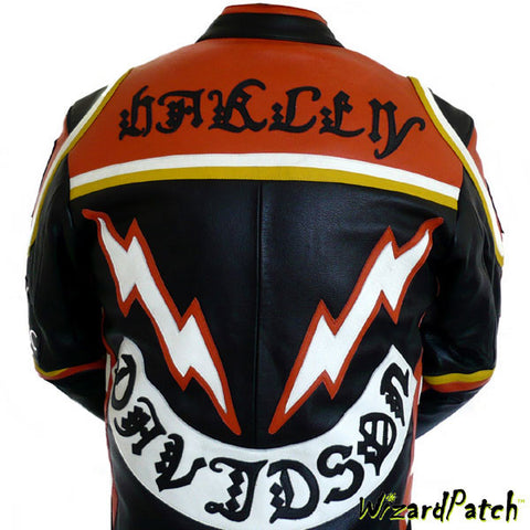Harley Davidson and the Marlboro Man Jacket. LAST CALL!