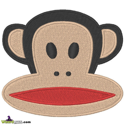 "PAUL FRANK 3.5"" PATCH"