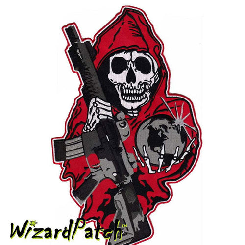 MK18-REAPER™ LARGE BACK PATCH