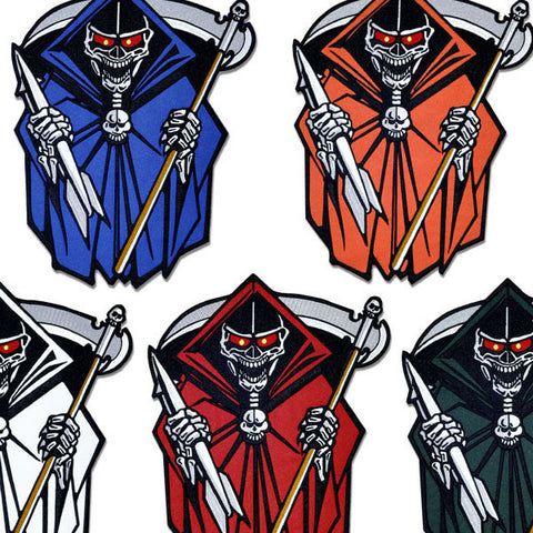 Wizard Patch Reapers of War