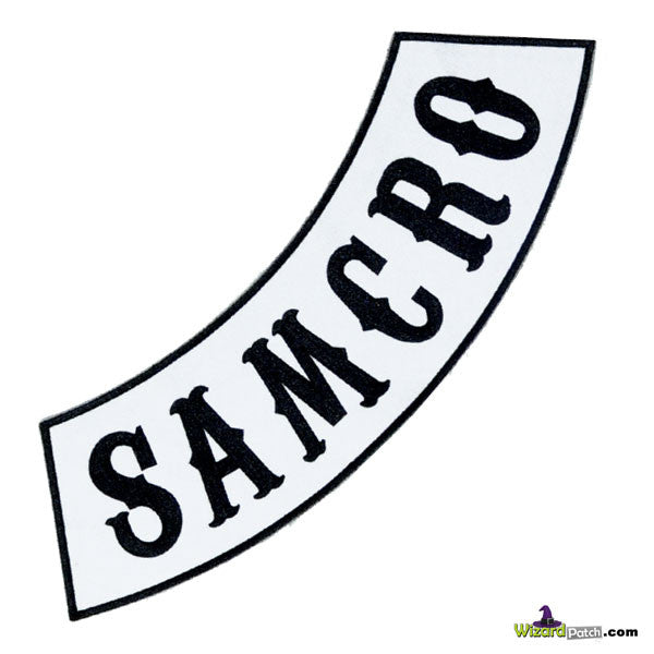 SONS SAMCRO SIDE ROCKER SOA OF ANARCHY