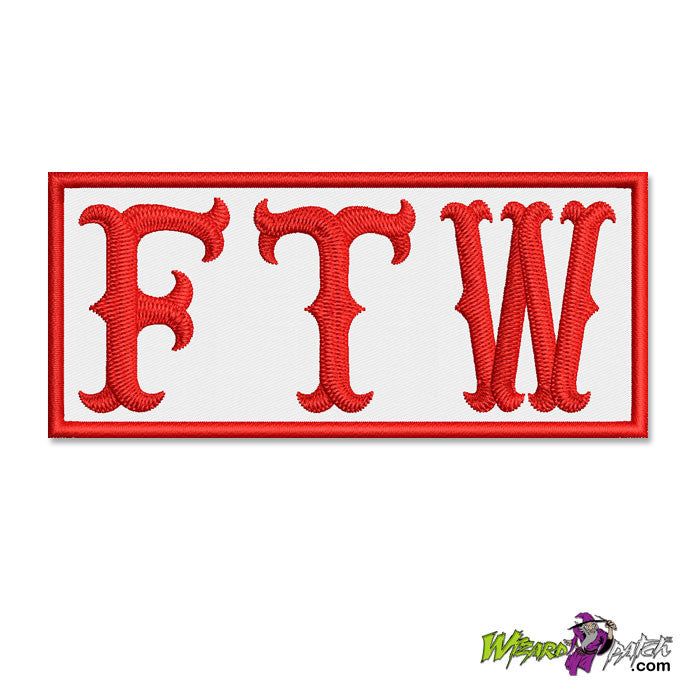 FTW PATCH HESSIAN FONT SUPPORTER PATCH