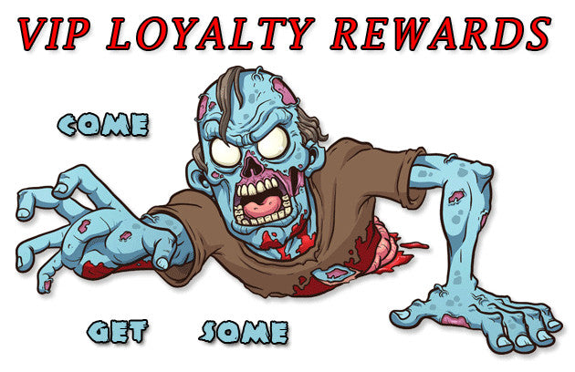 WIZARD PATCH VIP LOYALTY REWARDS POINTS PROGRAM, JOIN TODAY AND START SAVING!