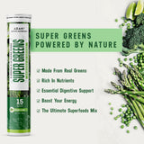 Supergreens - 8 Super Greens & 13 Super Foods