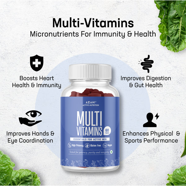 Multivitamins for Men