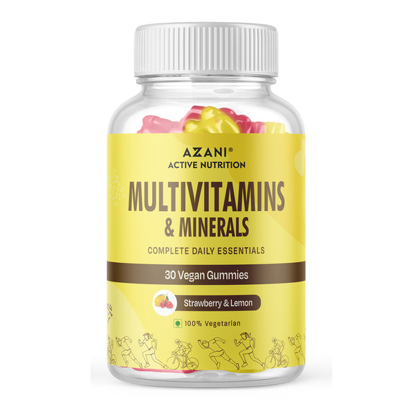 Multivitamins & Minerals Gummies