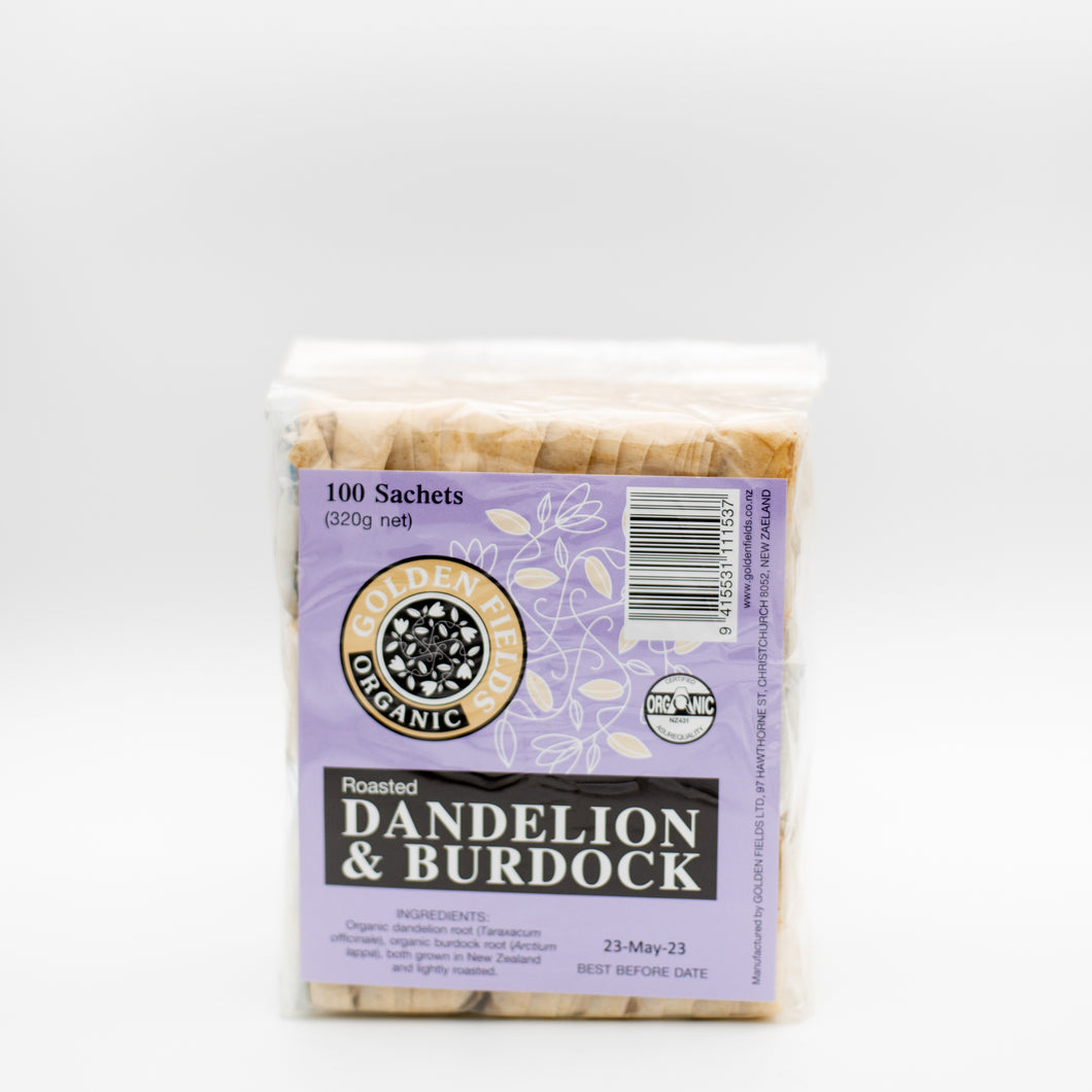 Golden Fields - Dandelion & Burdock