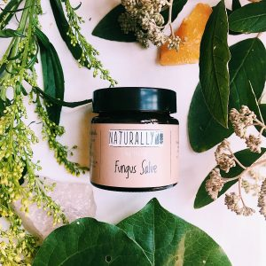 Naturally by Trisha - Fungus Salve