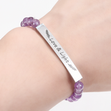 "Bracciale Positive ""Love & Light"""