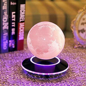 Apollo's Magnetic Levitating Moon Lamp™