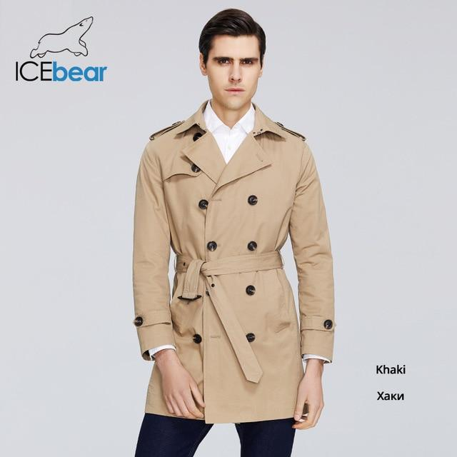 Mid-long Trench Coat