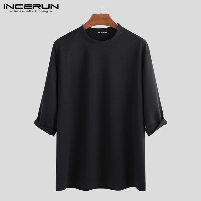 Oversize T-Shirt in Schwarz