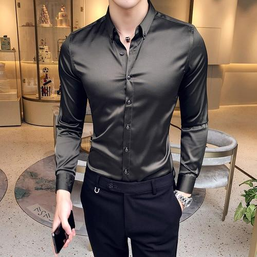Formal Slim Fit Shirt