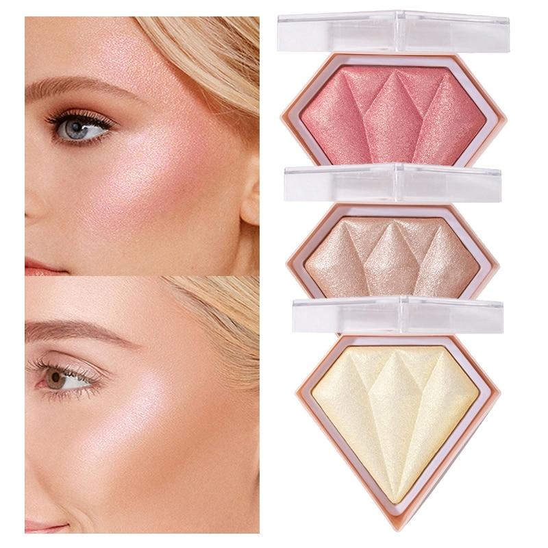 High Gloss Contouring Powder Bronzer