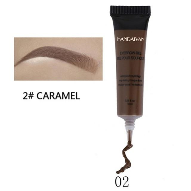 Liquid Dyeing Cream Set Eyebrow