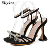 Gladiator High Heeled Sandals