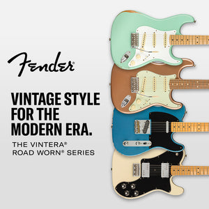 Fender Vintera Road Worn Series Guitars