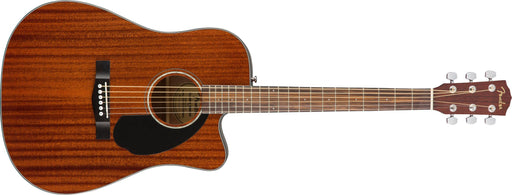 Fender CD-60SCE Dreadnought - All-Mahogany - Guitar Station Melbourne, Australia