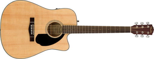 Fender CD-60SCE Dreadnought - Natural - Guitar Station Melbourne, Australia