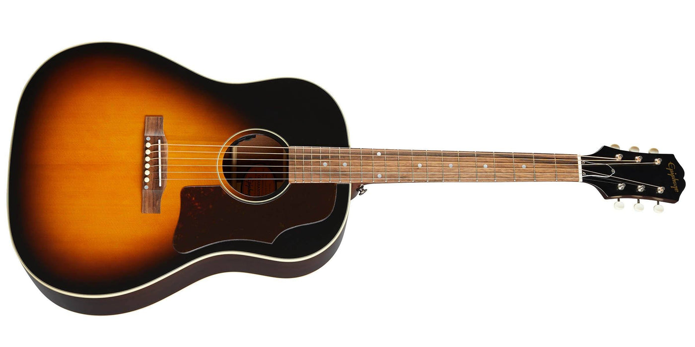 Epiphone Epiphone J-45 Inspired By Gibson - Aged Vintage Sunburst Gloss - Guitar Station Melbourne, Australia