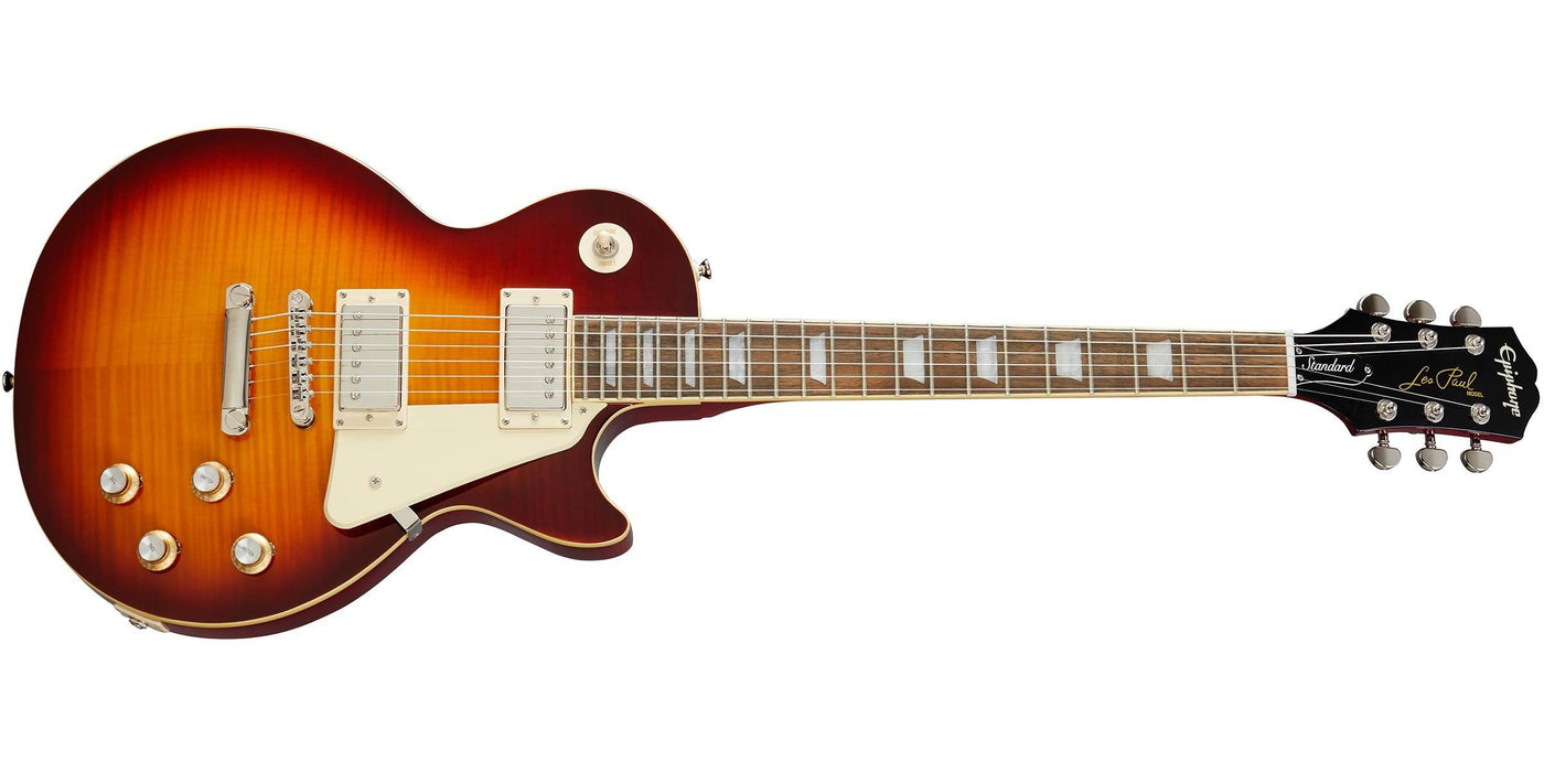 Epiphone Epiphone Les Paul Standard '60s, Inspired By Gibson - Iced Tea - Guitar Station Melbourne, Australia