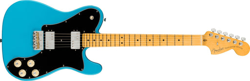 Fender Fender American Professional II Telecaster Deluxe, Maple Fingerboard, Miami Blue - Guitar Station Melbourne, Australia