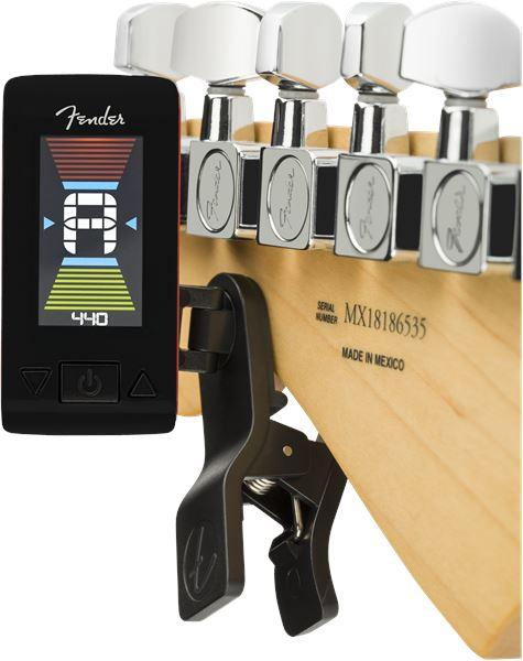 Fender Fender Original Tuner, Fiesta Red - Guitar Station Melbourne, Australia