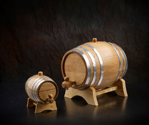 Oak Ageing Barrels