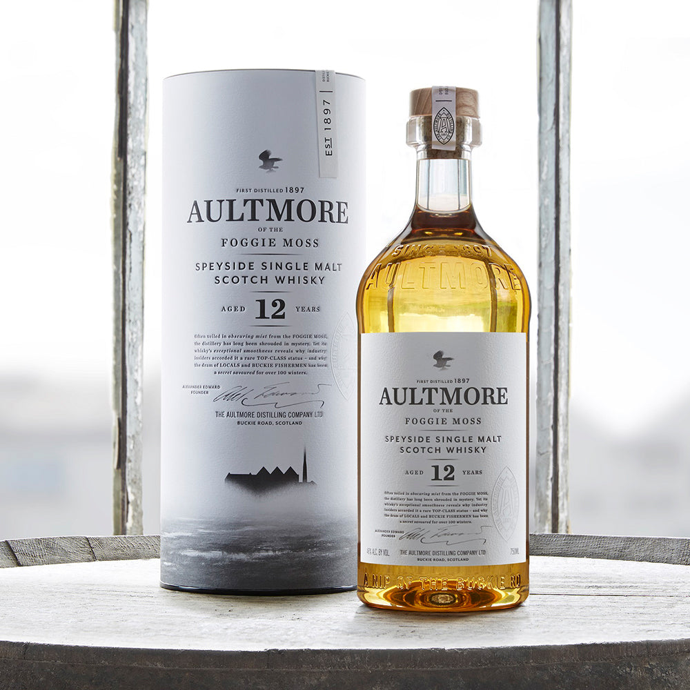 Aultmore 12 Year Old - 70cl
