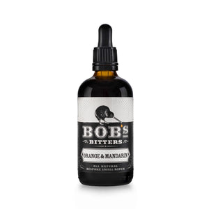 Bob's Orange & Mandarin Bitters - 10cl