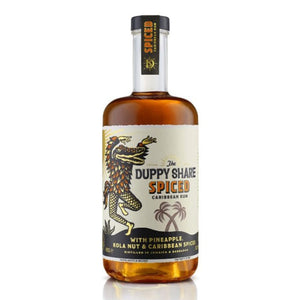 Duppy Share Spiced Rum - 70cl