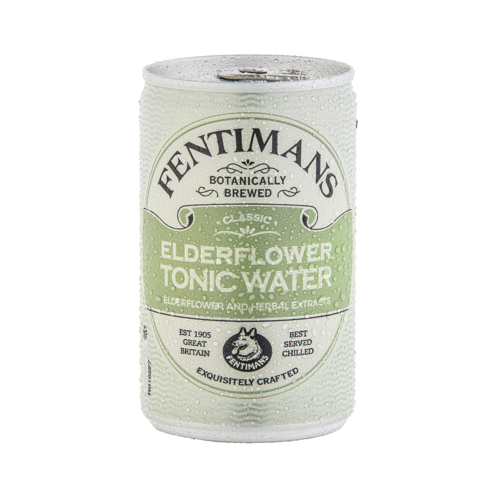 Fentimans Elderflower Tonic Water - 15cl