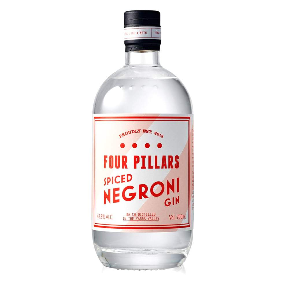 Four Pillars Spiced Negroni - 70cl