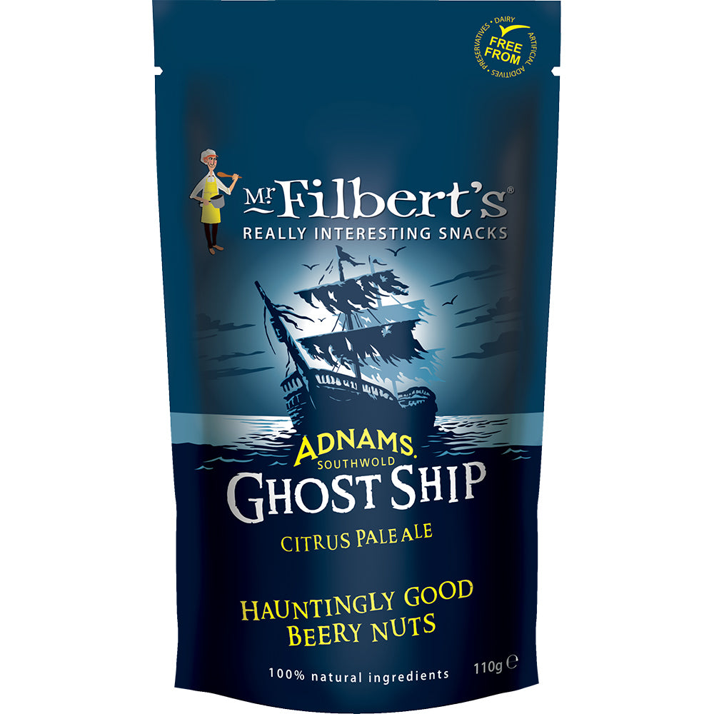 Adnams Ghost Ship Peanuts
