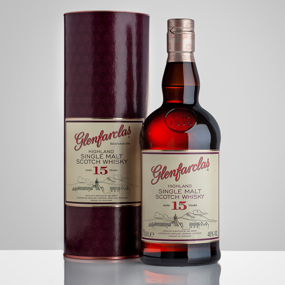 Glenfarclas 15 Year Old - 70cl