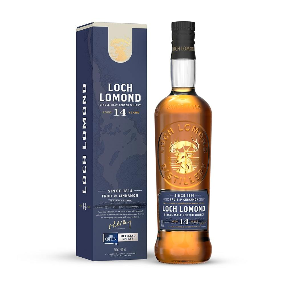 Loch Lomond 14 Year Old - 70cl