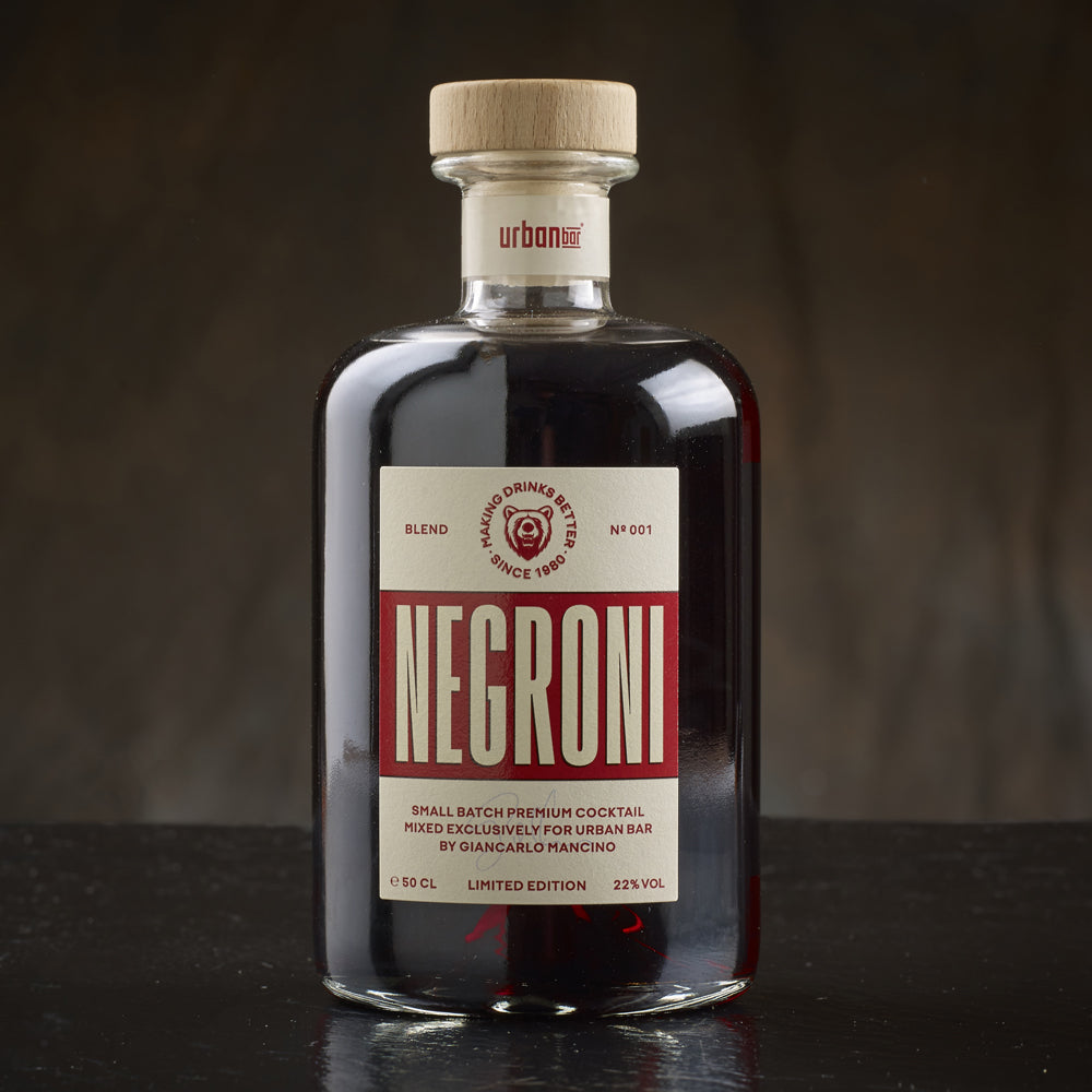 Pre Mixed Negroni (No.1) - 50cl